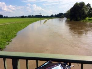 Danube overflow