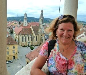 view over Sopron