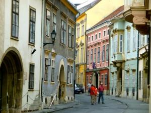 central Sopron
