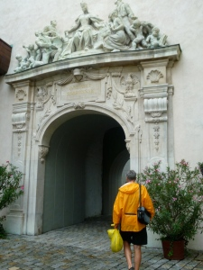 old town arch