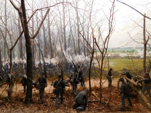civil-war-diorama