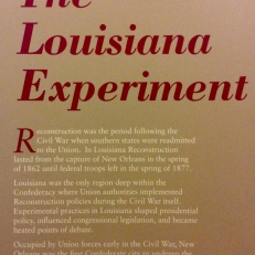 louisiana-experiment