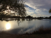 Tucson community lake