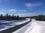 Oregon snow 2