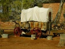 overland wagon