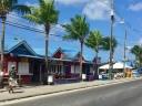 street front seafood shacks